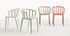 Generic AC Venice Stackable armchair - / Polycarbonate by Kartell