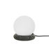Rest Table lamp - / Marble & glass by Ferm Living