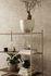 Vaso per fiori Speckle Large - / Ciotola - Ø 30 x H 30 cm / Gres di Ferm Living
