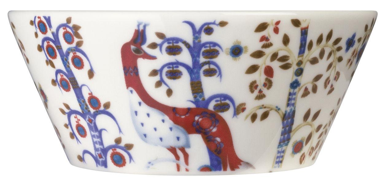 Arts de la table - Saladiers, coupes et bols - Bol Taika / 30 cl - Iittala - Blanc - Céramique