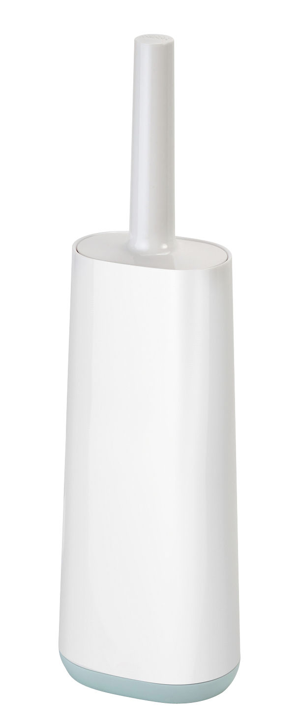 Accessoires - Accessoires salle de bains - Brosse WC Flex / Tête flexible - Joseph Joseph - Bleu & Blanc - ABS, Acier inoxydable, Polymère