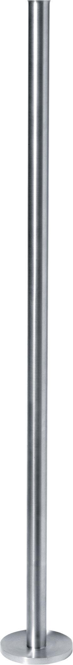 Dekoration - Kerzen, Kerzenleuchter und Windlichter - Kerzenleuchter Bodenleuchter - Alessi - Bodenleuchter - Aluminium