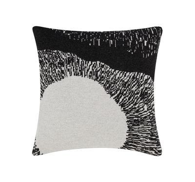 Dash Kissen / 45 x 45 cm - Tom Dixon - Weiß,Schwarz
