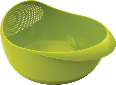 Tableware - Bowls - Prep&Serve Salad bowl by Joseph Joseph - Green - Polypropylene
