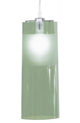 Suspension Easy - Kartell vert en matière plastique