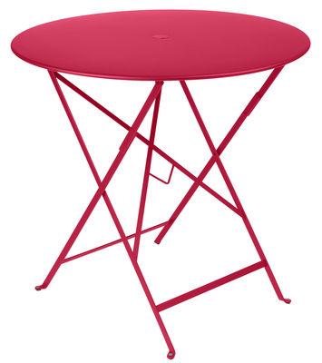 Table pliante Bistro Fermob - Rose | Made In Design