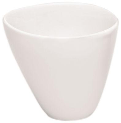 Tasse à thé Bazelaire - Sentou Edition blanc cassé en céramique