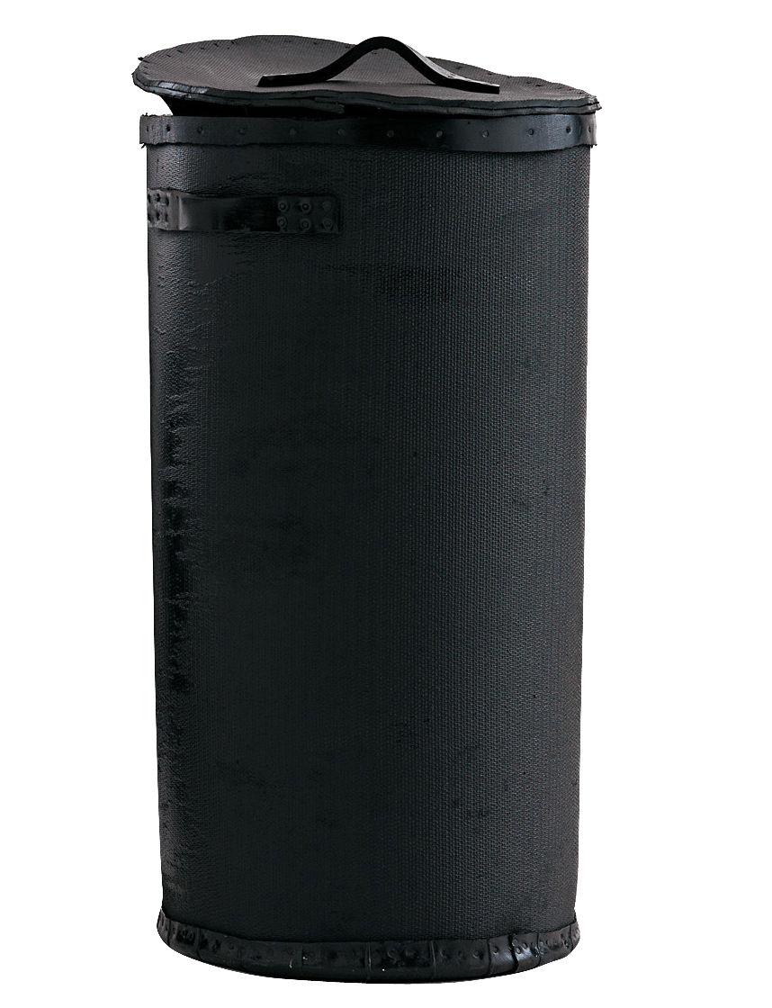 Kitchenware - Bins - Bin by Opinion Ciatti - Black - Rubber