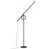 Tangent XL Floor lamp - / Adjustable - H 203 cm by Pallucco