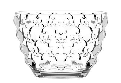 Arts de la table - Bar, vin, apéritif - Seau à champagne Bolle / Ø 27 cm - 2 bouteilles - Italesse - Transparent - Verre acrylique