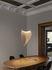 Sospensione Illan LED - / Ø 80 cm - Legno di Luceplan