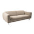 Teddy Straight sofa - / L 206 cm - Terry loop fabric by Pols Potten