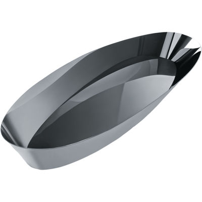 Tableware - Fruit Bowls & Centrepieces - Pinpin Bread basket by Alessi - Mirror polished stainless steel - Steel
