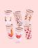 Toiletpaper - Lipsticks Glass by Seletti