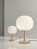 Lampe de table Lita / LED - Ø 18 cm - Luceplan