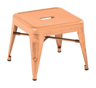 H mini pouf marchepied h 30 cm acciaio rosa for Fenicottero arredamento