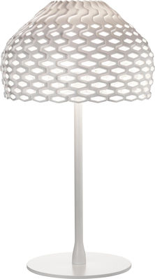 Lighting - Table Lamps - Tatou Table lamp - H 50 cm by Flos - White - Methacrylate, Polycarbonate