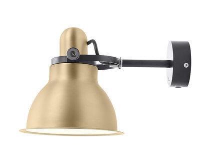 Type 1228 Wandleuchte / Metallic - Anglepoise - Schwarz,Gold