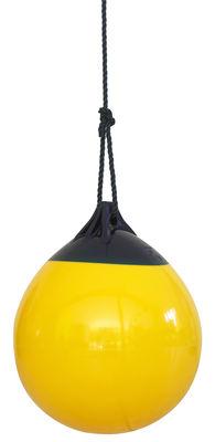 Outdoor - Déco et accessoires - Balançoire Ball - FAB design - Jaune banane - Polyester, PVC