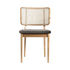 Cannage Chair - / Fabric by RED Edition