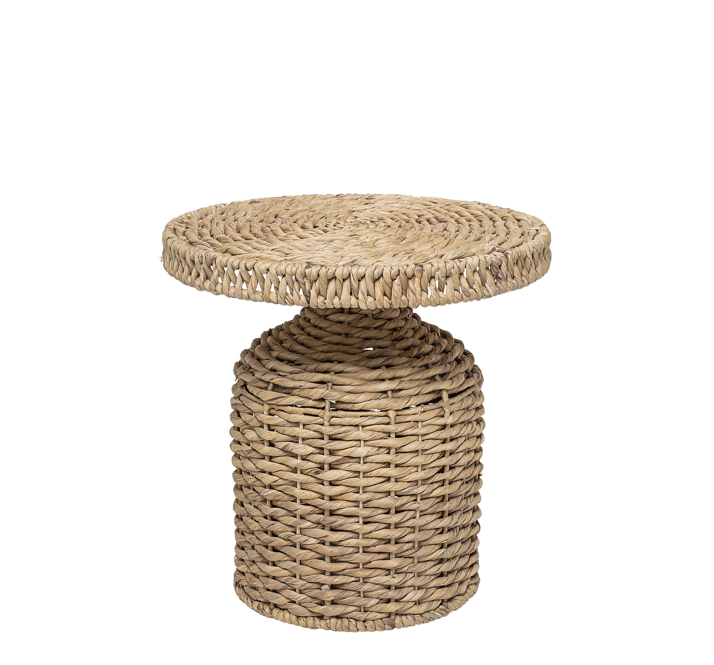 Furniture - Coffee Tables - Camo End table - / Rattan by Bloomingville - Natural - Water hyacinth