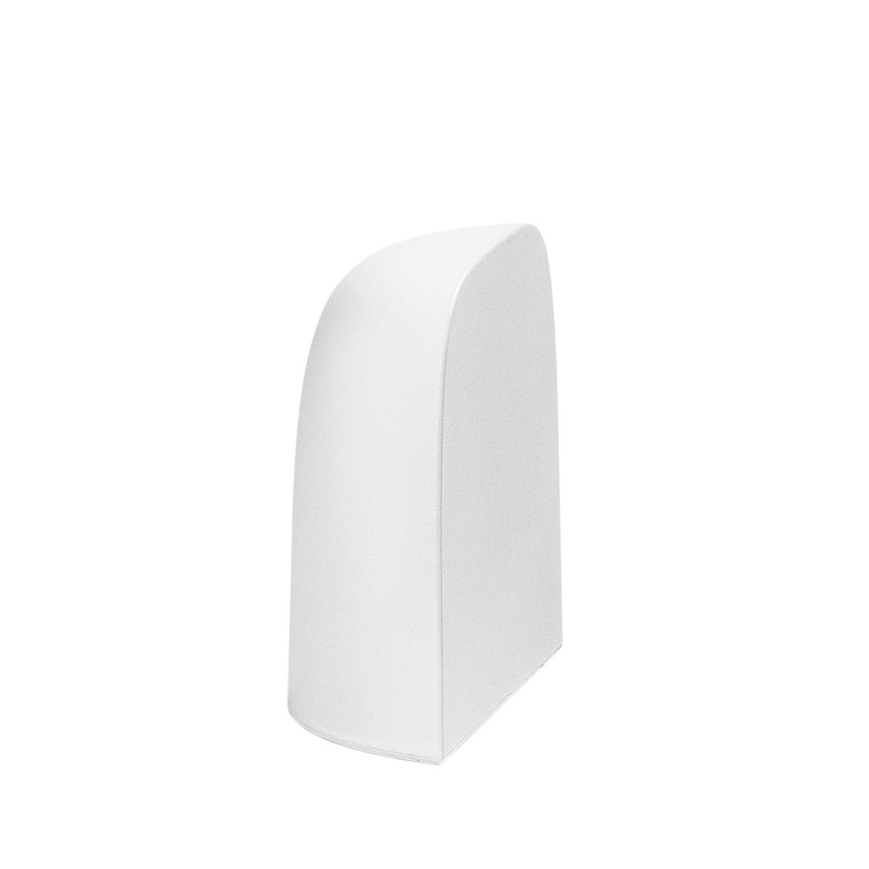 Luminaire - Lampes de table - Serre-livres aimanté / Pour lampe Gaku - Flos - Blanc - Polycarbonate
