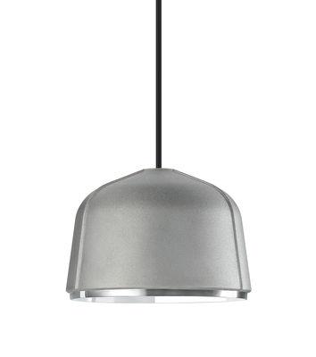Illuminazione - Lampadari - Sospensione Arumi - LED / Ø 14 x H 10 cm di Foscarini - Alluminio - Lega di alluminio pressofuso