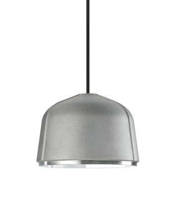 Suspension Arumi LED / Ø 14 x H 10 cm - Foscarini aluminium en métal