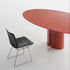 Table ovale NVL / 200 x 120 cm - By Jean Nouvel - MDF Italia
