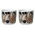 Tazzina da caffè Letto - / Senza manici - Set di 2 di Marimekko