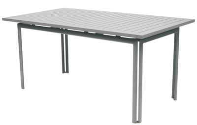 Costa Tisch / L 160 cm - Fermob - Metallgrau