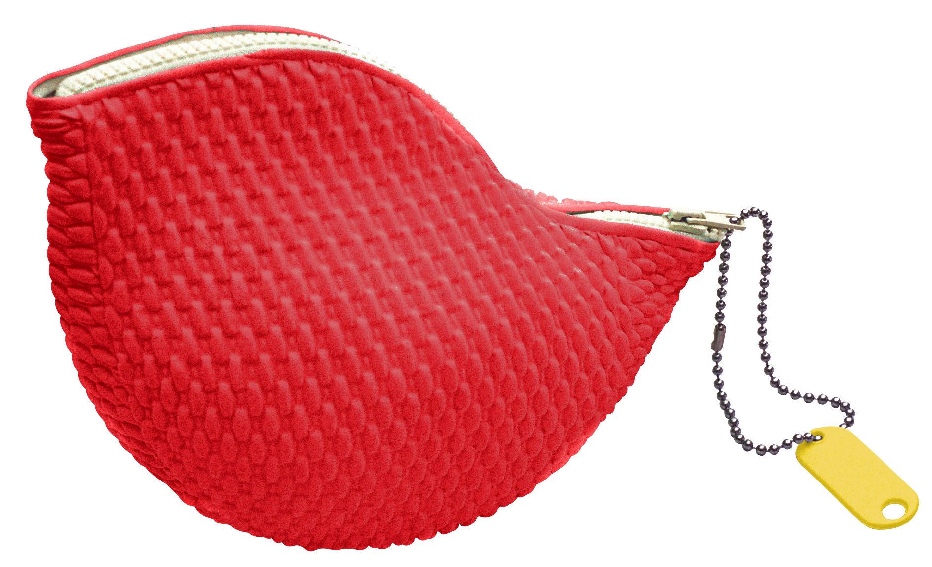 Accessoires - Sacs, trousses, porte-monnaie... - Trousse de toilette Goosebumps - Pension Für Produkte - Pop Corn - Rouge - Caoutchouc