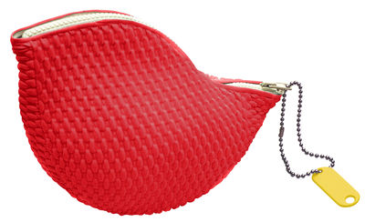 Accessories - Bags, Purses & Luggage - Goosebumps Wash bag by Pension Für Produkte - Pop Corn - Red - Rubber