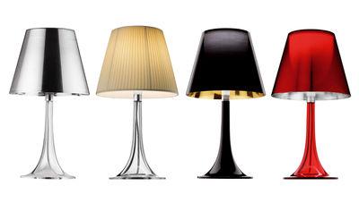 Lampade Da Tavolo Flos : Miss k lampada da tavolo trasparente by flos made in design