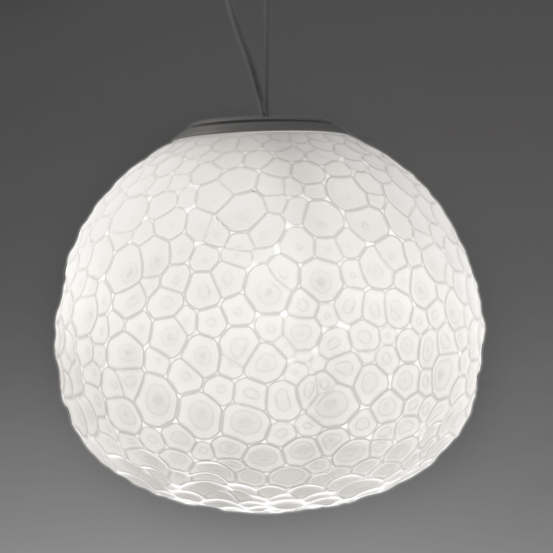 meteorite 48 cm artemide pendelleuchte. Black Bedroom Furniture Sets. Home Design Ideas