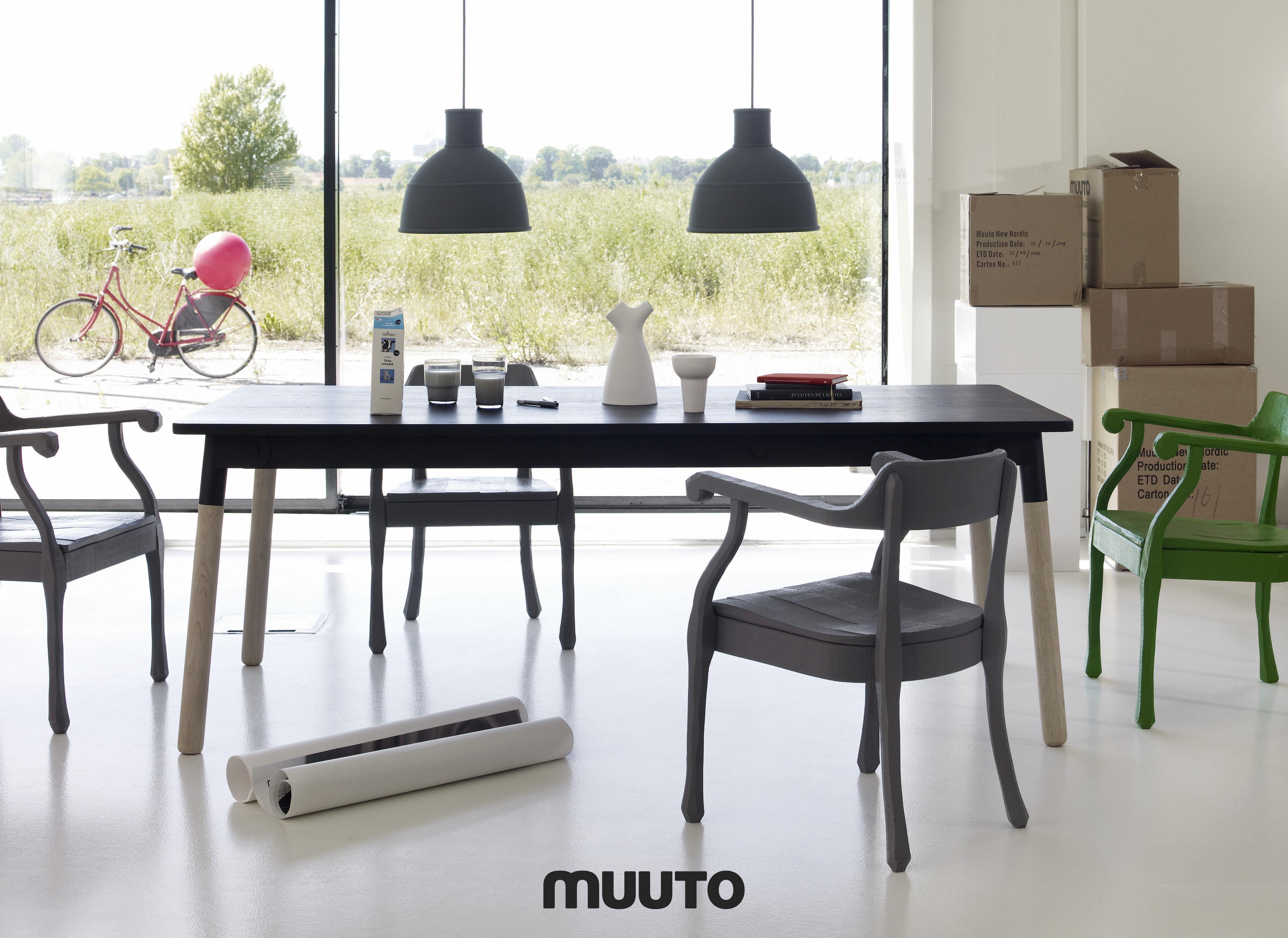 unfold pendelleuchte blau by muuto made in design. Black Bedroom Furniture Sets. Home Design Ideas