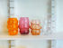 Muse Small Vase - / Bohemia crystal - Ø 8 x H 13 cm by Fundamental Berlin