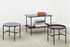 Rebar Console - / Marble & steel by Hay