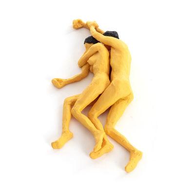 Interni - Oggetti déco - Figurina Love is a Verb - / Spoons di Seletti - Spoons - Resina