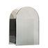 Vase Arch Reflection / H 26 cm - Verre - & klevering