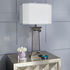 Bel Air Mini Scoop Vase - / Acrylic - Square W 10 cm by Jonathan Adler