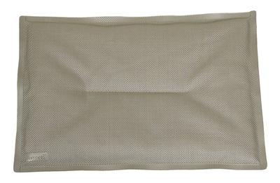 Coussin d'assise / Pour chaise Bistro - Fermob beige en tissu