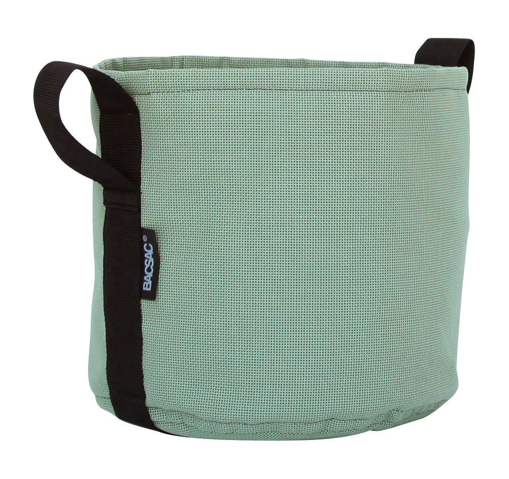 Outdoor - Pots & Plants - Batyline® Flowerpot - Outdoor- 10 L by Bacsac - Olive green - Batyline® fabric