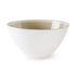 Salad bowl - / Ø 25.5 x H 13 cm -  Two-tone sandstone by Au Printemps Paris