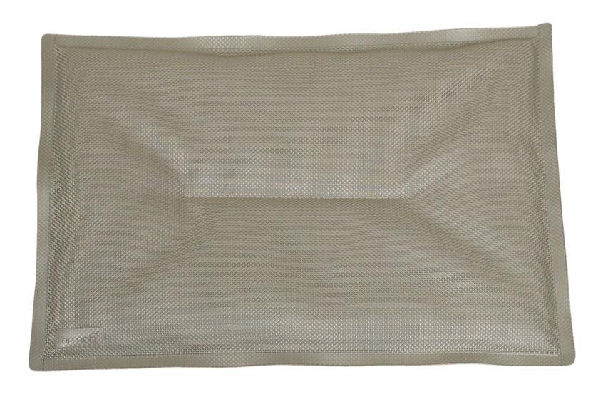 Decoration - Cushions & Poufs - Seat cushion - For Bistro chair by Fermob - Nutmeg - Cloth, Foam