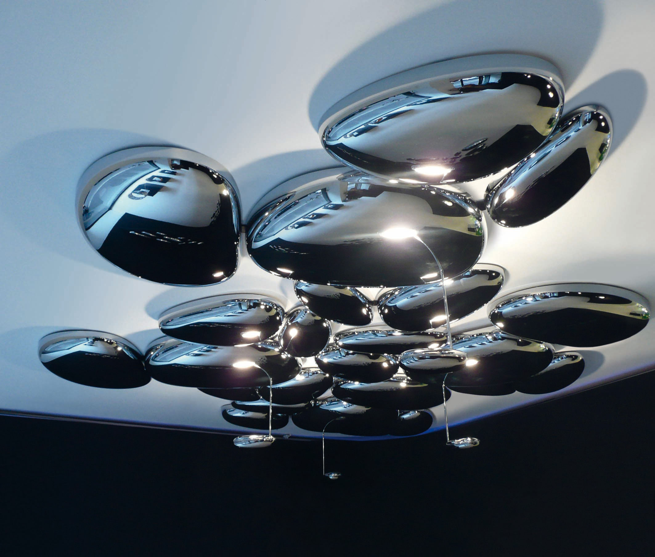 Deckenleuchte Skydro von Artemide   Metall   Made In Design