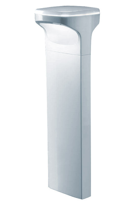 Lighting - Outdoor Lighting - Sky Garden light - H 70 cm by Luceplan - Fluorescent - Aluminium - Aluminium, Methacrylate