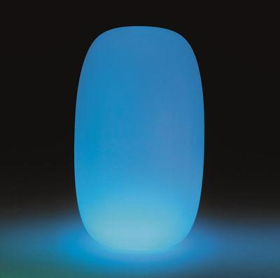 Leuchten - Stehleuchten - Pandora Large Lampe RGB-LED / Ø 40 cm x H 70 cm - kabellos - MyYour - H 70 cm / weiß & mehrfarbiges Licht - Poleasy