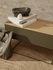 Piano/vassoio - Legno / Per fioriera Plant Box Large - Prof. 35 cm x L 78 cm di Ferm Living