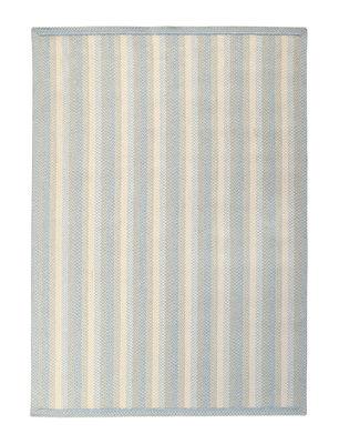 Tapis d'extérieur Natte / 170 x 240 cm - Toulemonde Bochart bleu ciel en matière plastique